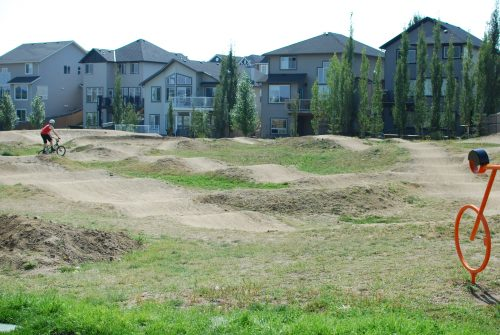 Intermediate Pump Track