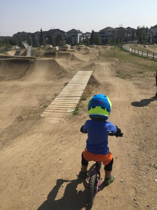 Flow trails chestermere